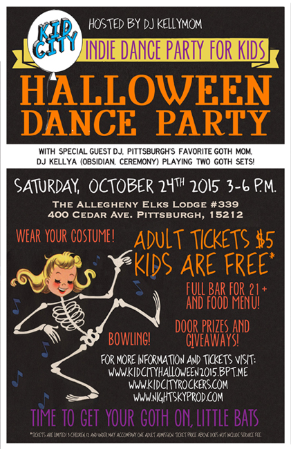 Kid City Halloween 2015